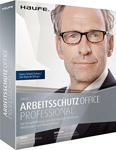 Haufe Arbeitsschutz Office Professional Online: Das Komplett-Paket für Arbeitssicherheit, Ergonomie und Gesundheitsschutz (Haufe Office Line)
