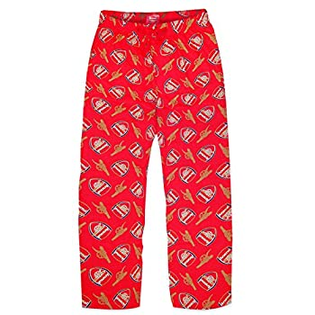 ec630a4dc Arsenal FC Official Football Gift Mens Lounge Pants Pyjama Bottoms Red Large