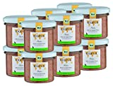 Huhn, Reis & Karotten für Hunde-Senioren 12x100g