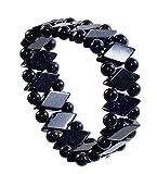 Blaufluss Armband mit Stretch-Nylonfaden, BlauflußArmband, Edelsteinarmband