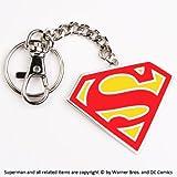 Noble Collection Superman 5cm Colour Logo Keychain