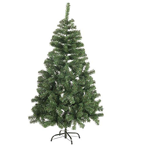 Smartweb XXL Weihnachtsbaum 210cm Christbaum Tanne Tannenbaum Kunstbaum Weihnachten Deko