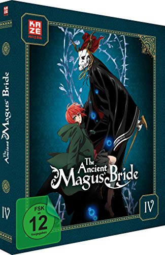 Ancient Magus Bride - Vol. 4 - [DVD]