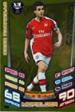 Match Attax 2012/2013 Legend Card - 490 Arsenal CESC FABREGAS [Toy]
