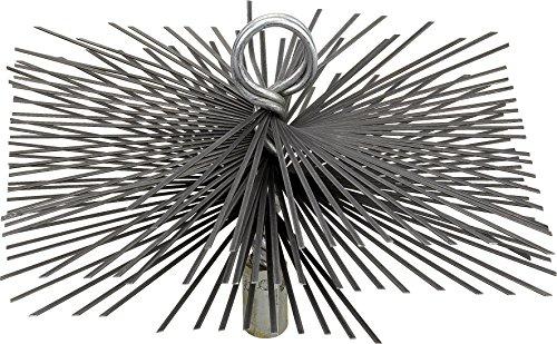 Herisson carré acier plat SCID - Dimensions 200 x 200 mm