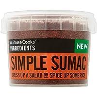 Cooks\' Ingredients Sumac Waitrose 50g
