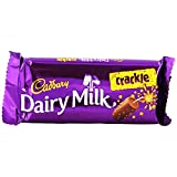 #9: Cadbury Diary Milk - Crackle, 38g Pack