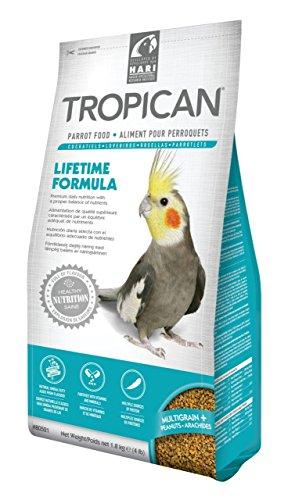 Mangime mantenimento per pappagalli piccole dimensioni Kg. 1,8