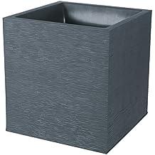 Pots de fleurs exterieur - Pot exterieur gris ...
