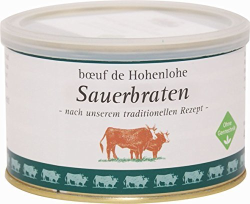 Echt Hällischer Sauerbraten vom boeuf de Hohenlohe
