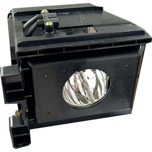 Alda PQ Original, TV Ersatzlampe / Rückprojektions Lampe für SAMSUNG HL-P6167WX/XAA TV Projektoren, Markenlampe mit PRO-G6s Gehäuse / Halterung Xaa Tv