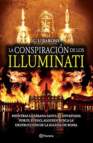 La conspiración de los Illuminati: Mientras la sábana santa es devastada por el fuego, alguein busca la destrucción de la iglesia de Roma