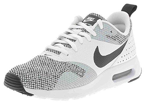 Nike Damen Laufjacke Shifter Platina Branco-preto-puro (898016-100)