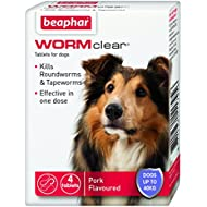 Beaphar WORMclear Tablets for Large Dogs