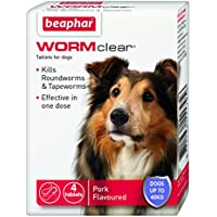 WORMclear Tablets for Dogs, 40 kg