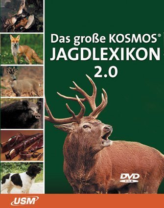 Das große Kosmos Jagdlexikon 2.0 (DVD-ROM)