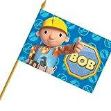 Amscan Bob The Builder 6 Waving Flags