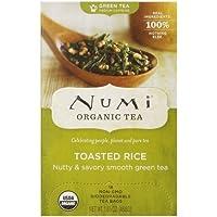 Numi Organic Tea Toasted Rice, preisvergleich bei billige-tabletten.eu
