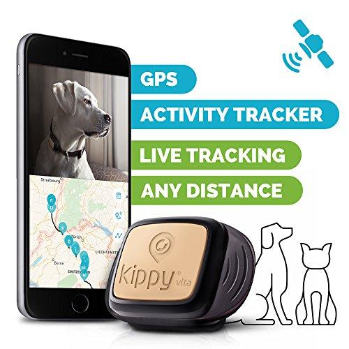 Kippy vita GPS e Activity Tracker per animali domestici