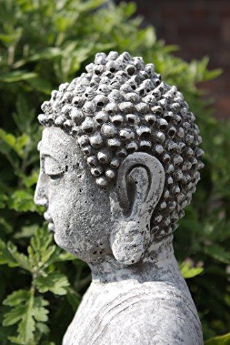 Steinfigur Großer Buddha Shiva - 7