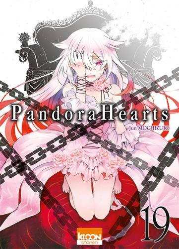 Pandora Hearts Edition simple Tome 19