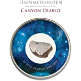 """Iron meteorite section part """"Canyon Diablo"""" from the Barringer Crater in Arizona with a certificate of authenticity, 5-10 grams-without dedication"""