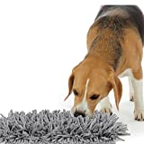 Bcrbcr44 Animali Domestici Addestramento Trovare Cibo Tappeto Animale Domestico Tappeto Cane Macinare Mat Animale Domestico Annusare Stuoia PET Giocare Materasso Soft Comfort Usura Pulire