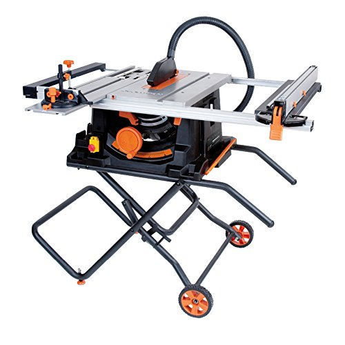 Evolution Power Tools - Scie sur table multi-matériaux Rage 5-S, 255 mm (230 V)