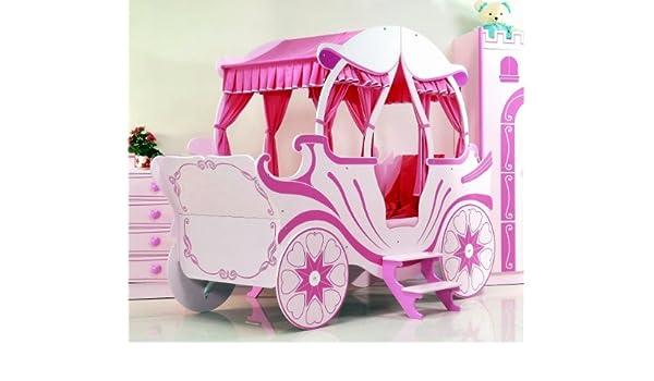 Letto Carrozza Disney : Warehouse berlin letto carrozza pink lettino ragazza e la