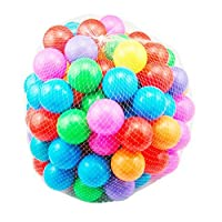 ‏‪Cute Ocean Ball Eco Friendly Soft Plastic Tent Water Pool Ocean Wave Baby Toys 50pcs lot Beach Ball‬‏