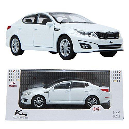 pino-bd-kia-k5-sedan-138-diecast-miniature-display-front-door-ellis-white-by-pino-bd