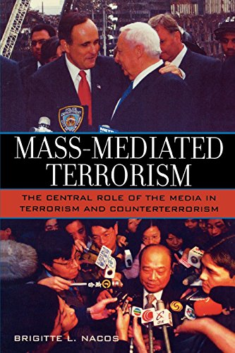 a literary analysis of terrorism and the media by brigitte l nacos By nacos, brigitte l terrorism, the mass media, and the events of 9-11 by nacos, brigitte l read preview terrorism--media coverage.