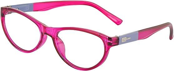 Shree Raj Rimmed Cateye Girls' Spectacle Frame - (SRF0058 | 48)