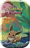 Lively Moments Pokemon Karten Mini Tin Box Evoli DE Deutsch Sammelkarten / Metallbox