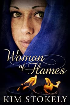Woman of Flames by [Stokely, Kim]