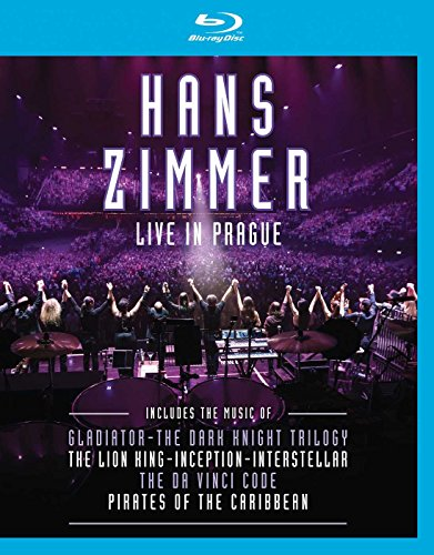Live in Prague [Blu-ray] Universal-video-format