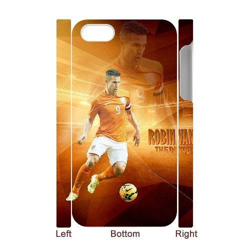 LP-LG Phone Case Of Robin van Persie For Iphone 5C [Pattern-6] Pattern-3