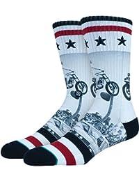 Herren Socken Stance Dare Devil Classic Crew Socken
