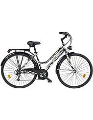 Girardengo - Bicicleta 28 Tk Mujer Militar