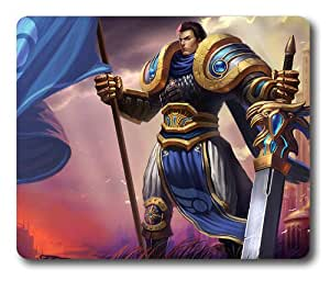Game League of Legends Garen Dreadknight Skin Rectangle Mouse Pad by eeMuse