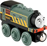 Mattel BDF98 - Fisher-Price Thomas und seine Freunde Porter, Holz Lokomotive, klein