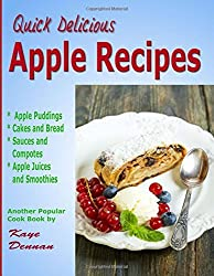 Apple Recipes: Desserts, Breads, Sauces and Juices by Kaye Dennan (2014-12-07)