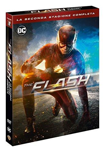 the flash - stagione 02 (6 dvd ) box set
