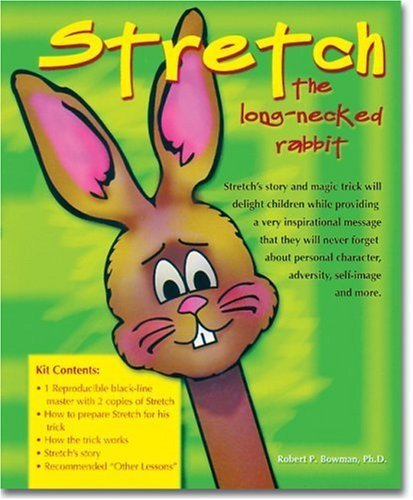 Stretch, the Long-Necked Rabbit by Robert Bowman (2002-06-01)
