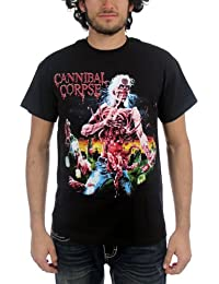 Cannibal Corpse Eaten Back To Life Men's T-Shirt