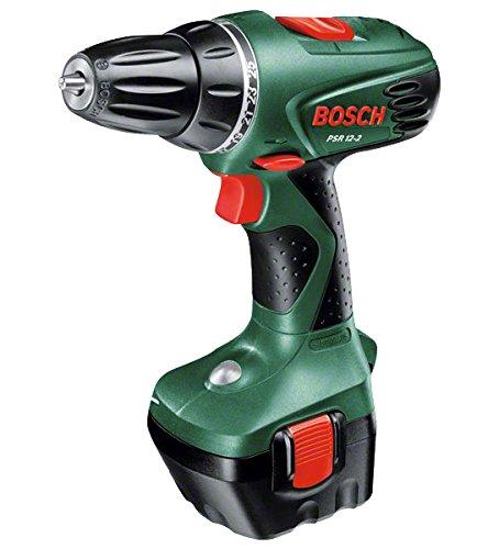 Preisvergleich Produktbild Bosch Akkuschrauber PSR 12-2 / 2-aku., 0603951J21