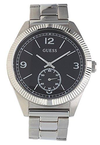 Guess men's wristwatch silver W0872G1