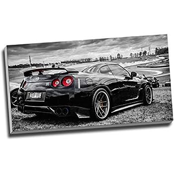 Nissan Skyline GT-R Japanese Car Poster Print T357 A4 A3 A2 A1 A0|