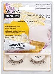 Andrea Strip Lashes Starter Kit 53