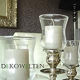 Dekowelten 1 x Teelichthalter aus Glas Gastro - Version